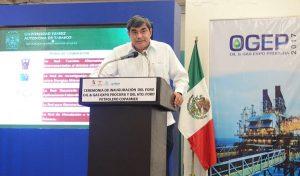 La UJAT preparada para atender retos del sector energético