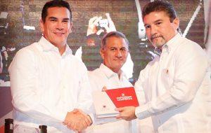 Campeche, principal rostro ante el país y el mundo: Alejandro Moreno Cárdenas
