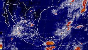 Se prevén tormentas intensas en localidades de Nayarit y Jalisco