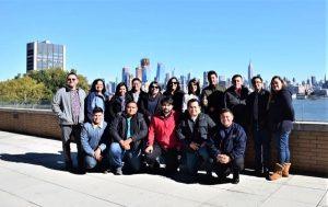 Académicos de instituciones yucatecas se capacitan en Nueva Jersey