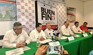 Prevén en Tabasco, ventas por 2 mil mdp en El Buen Fin