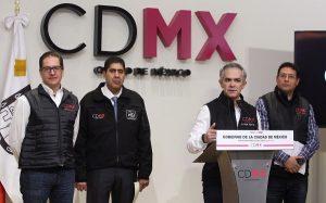 Cumplimentan dos nuevas órdenes de aprehensión por inmuebles afectados por sismo en CDMX