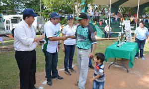 """El equipo """"Titanes"""" de Servicios Generales SPIUJAT campeón de Softbol"""