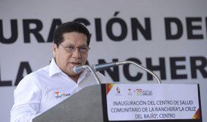 Atiende Salud en Tabasco, demanda de servicios en comunidades: Cerna Leeder