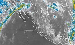 En Oaxaca, Chiapas, Tabasco, Quintana Roo y el sur de Veracruz se prevé tormentas fuertes