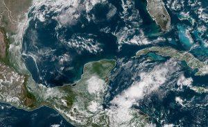 Temperaturas en la Península de Yucatán, calurosas con baja probabilidad de lluvias