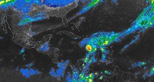 Tormentas fuertes se pronostican en Veracruz, Tabasco, Oaxaca y Chiapas