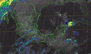 Prevalecerá el ambiente muy frío en el norte, el centro y el oriente de México