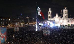 Disfrutan 100 mil personas segundo día de conciertos de la Semana de las Juventudes CDMX