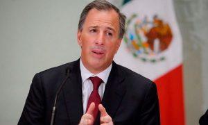 Anuncia José Antonio Meade que se registrará como precandidato a la Presidencia de México