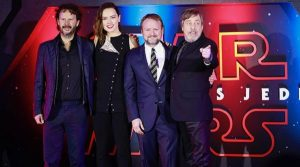 Premier de «Star Wars Los últimos Jedi» desata euforia de fans mexicanos