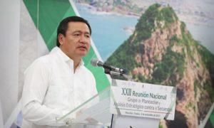 No escatimara Gobierno Federal esfuerzos para combatir secuestro: Osorio Chong