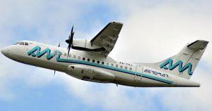 Evalúa Aeromar nuevo modelo de avión para su flota