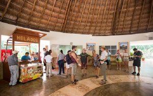 Afluencia histórica, en paradores turísticos de Yucatán
