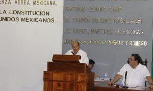 Vamos por la consolidación del servicio de trasporte público en Tabasco: Agustín Silva