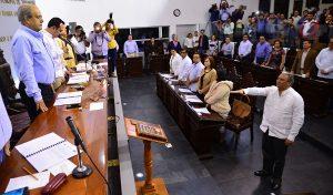 Toma protesta Alejandro Álvarez González como Fiscal Superior del Estado de Tabasco