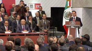Por primera vez, INFONAVIT pagara dividendo a derechohabientes: Enrique Peña Nieto