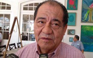 Benito Neme es mi amigo y como todos tiene aspiraciones: Hernán Barrueta