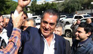El Bronco primer Independiente a la presidencia con 100 por ciento de firmas
