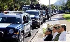 Federación, Estado y Municipio se unen por la seguridad: Remberto Estrada