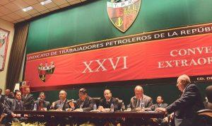 Carlos Romero Deschamps líder de los petroleros hasta el 2024