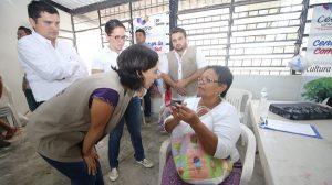 En titánica tarea, llegó Centro en tu comunidad a 265 mil atenciones en gobierno de Gaudiano