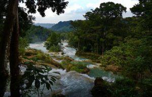 Parque Nacional Lagunas de Montebello, uno de los escenarios naturales más hermosos de Chiapas