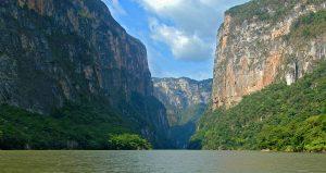 Cañón del Sumidero, majestuoso balcón del Río Grijalva