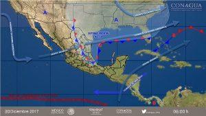 Se mantendrá el ambiente frío en el noreste, el oriente y el centro de México