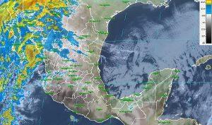 Se prevé Norte en el litoral sur del Golfo de México, Península de Yucatán y Golfo de Tehuantepec