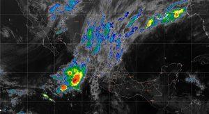 Se prevén lluvias intensas en Sonora y Chihuahua, y muy fuertes en Sinaloa y Durango