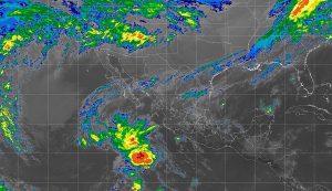 Se mantendrán las lluvias muy fuertes en Veracruz, Oaxaca y Chiapas
