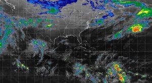 El Frente Frío 20 ocasionará descenso de temperatura y vientos fuertes en el norte de México