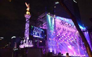 Alistan en CDMX concierto de Fin de Año 2017