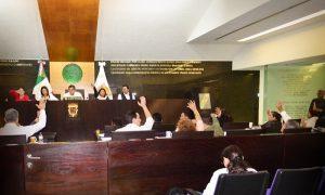 Aprueban ingresos de ocho municipios y rechazan la de Palizada