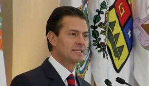 Convoca Peña Nieto a trabajar por elecciones limpias en 2018