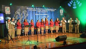 Deleita Grupo Coral HOREB con recital navideño en la UJAT