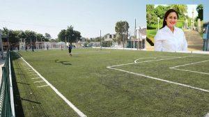 El deporte, una herramienta de trasformación social en Tabasco: Violeta Caballero