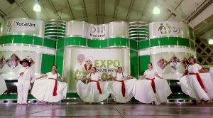 Variada oferta de la Sedeculta, en Expo Inclusión 2017