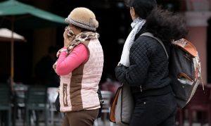 La noche más fría de la temporada se registra en el estado de Veracruz: CONAGUA
