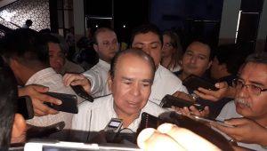 Atento Tabasco a la cooperación con la Ley de Seguridad Interior: Gustavo Rosario Torres