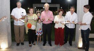 """Inauguran fraccionamiento """"Jardines de Mazaltepec"""" en Centro"""
