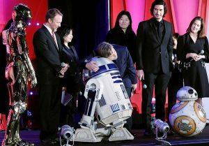 """Proyectará NASA en el espacio """"Star Wars"""": Los últimos Jedi"""