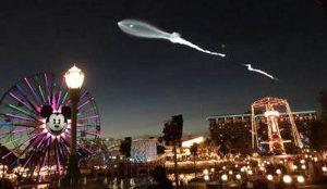 Lanzamiento de Space X causa desconcierto entre habitantes