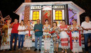 Invade espíritu navideño al municipio de Puerto Morelos