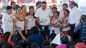 Yucatán es un gran equipo de trabajo: Rolando Zapata Bello