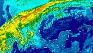 Hoy se prevén tormentas muy fuertes en zonas de Sinaloa, Durango y Nayarit