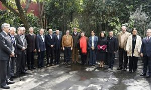 Ex presidentes del PRI y Meade se reunieron, fortalecen la unidad