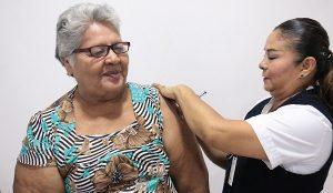 Invitación a vacunarse contra la influenza en Tabasco