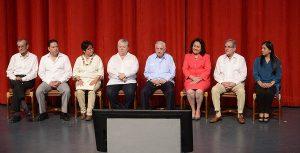 Instala Núñez Comité del V Centenario del Encuentro de Dos Mundos